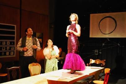 JUNE 2015 'Two Birmingham Plays', Roger Coward, Eastside Projects