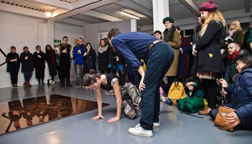 FEBRUARY 17 Hand and Mind exhibition opening performances, Grand Union