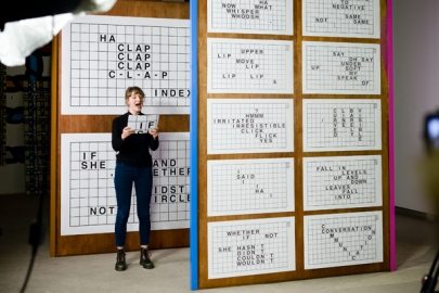 APRIL 2016 Performance as Publishing: Take Two, Eastside Projects