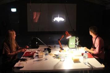 AUGUST 2015 I am a strange loop, Black Hole Club, Vivid Projects