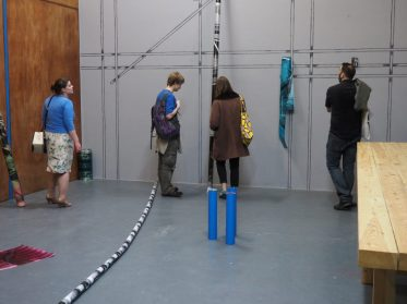 JUNE 16 Chloe Ashley: Building / Developing / Materialising, Eastside Projects