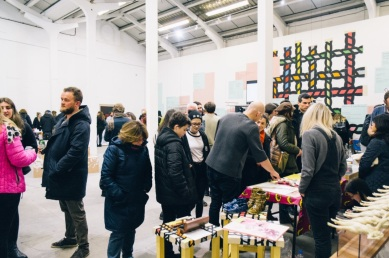 DECEMBER 16 Winter Art Fair, Eastside Projects