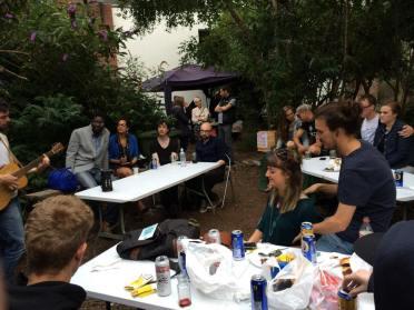 Digbeth Community Garden, August 2015