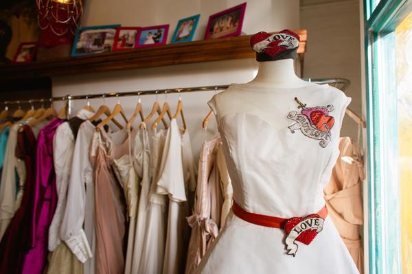 the-couture-company-new-shop-boutique-alternative-unique-wedding-bridal-dresses-dress-gowns-quirky-unusual-coloured-lee-allen-photography-3