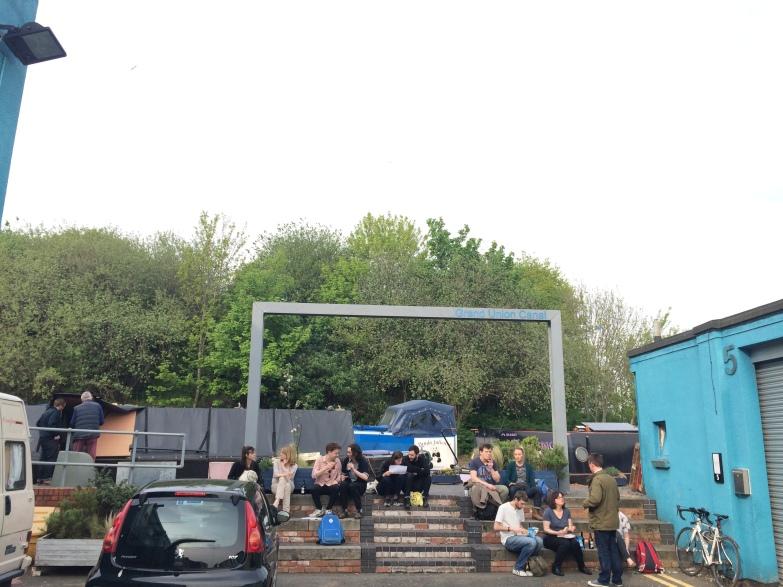 Warwick Bar, May 2016