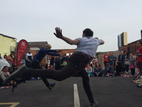 International Dance Festival Birmingham, May 2016