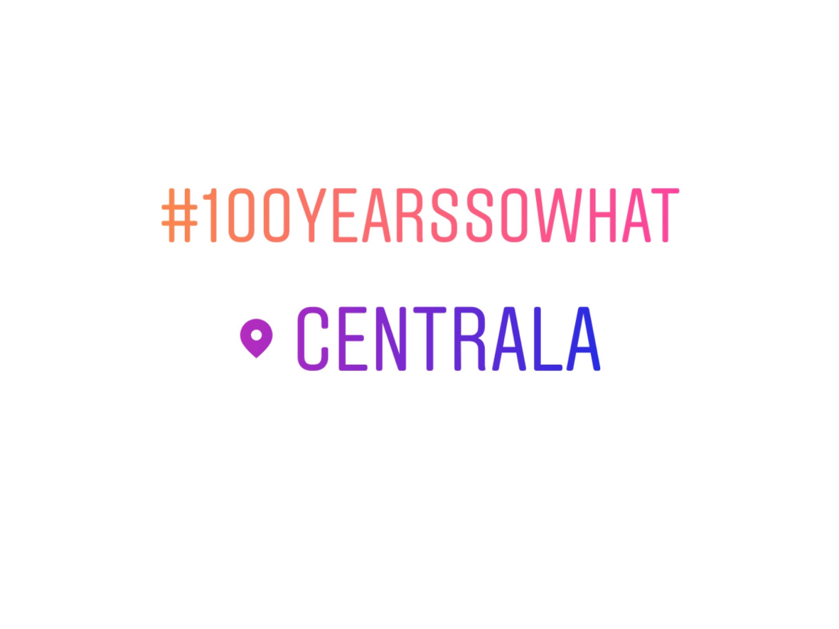 centrala #100yearssowhat